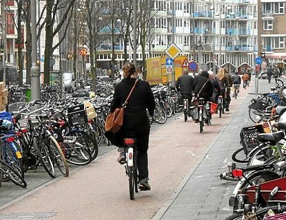 fiets fietsparkeren